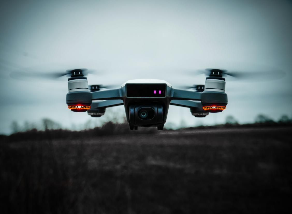 Åbning af Køge Drone hjemmesiden