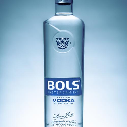 Bols blå